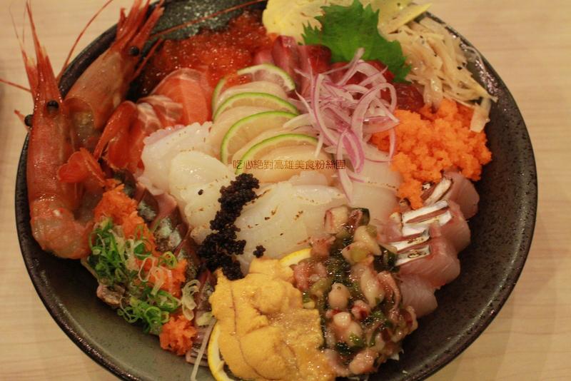 魚霸-內湖日式料理,內湖養生定食,內湖無菜單料理-超級霸蓋飯