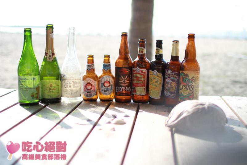 高雄旅遊-西子灣海水浴場