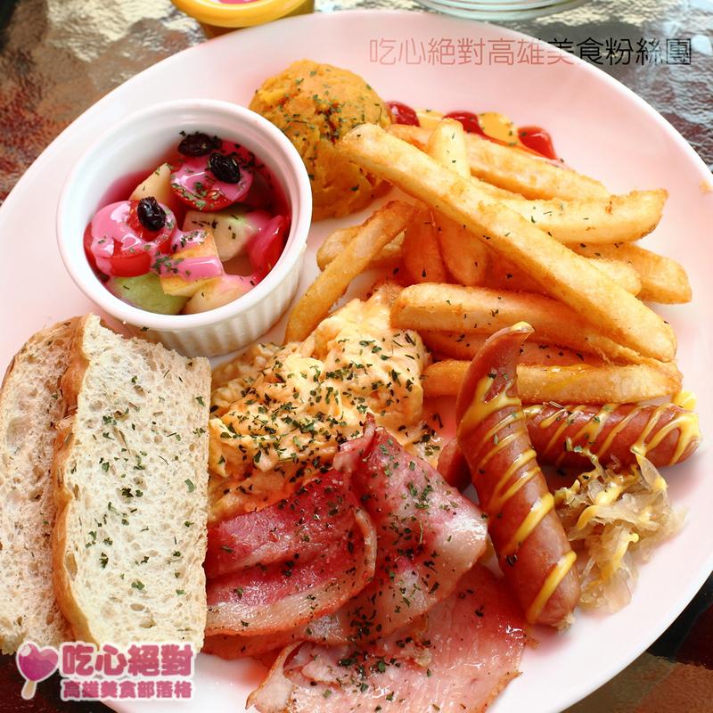 鐵塔輕食咖啡館早午餐