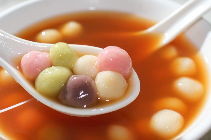 糖圓圓 - 五行開運湯圓