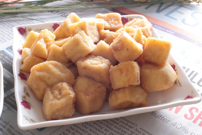 台灣第一家鹹酥雞