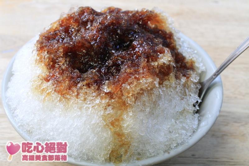 陳Q-古早黑砂糖剉冰