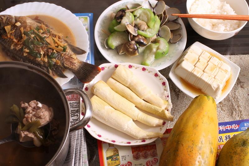 食譜分享-梁董上菜