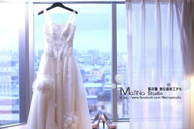 瑪蒂娜數位攝影工作室/婚禮攝影