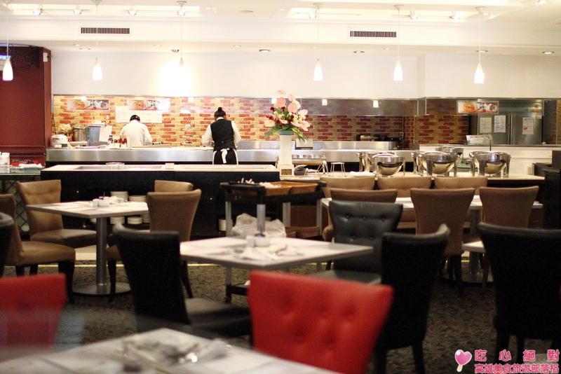 華王飯店-波麗露西餐廳