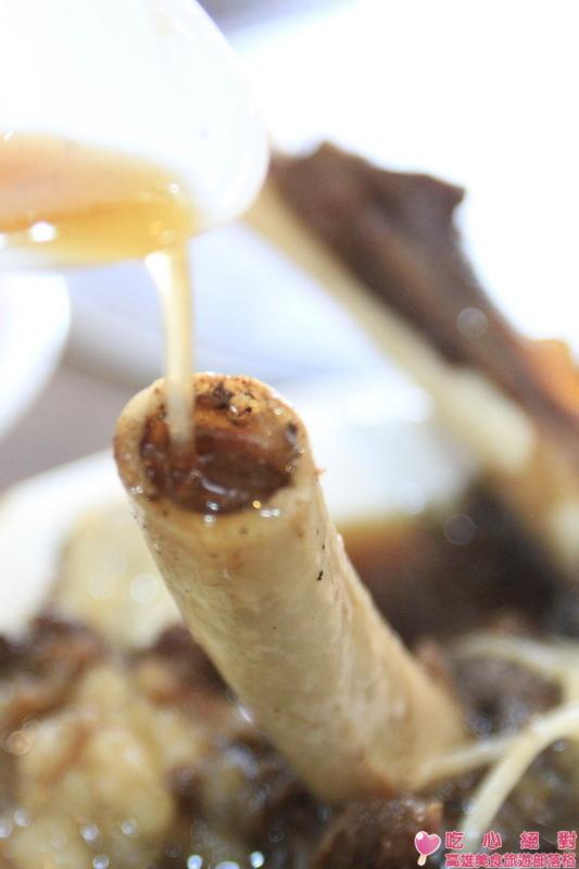 岡山舊市羊肉-羊大骨湯