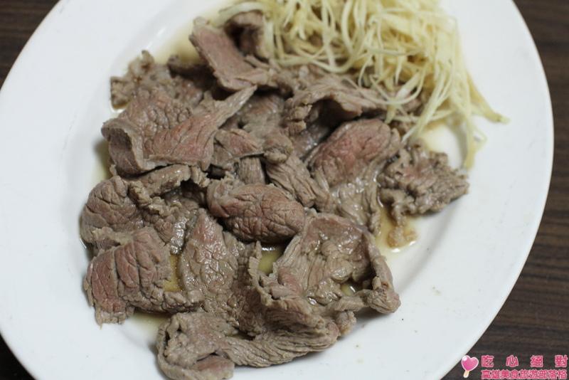 岡山舊市羊肉-白片羊肉