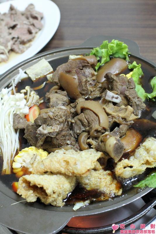 岡山舊市羊肉-當歸羊肉爐