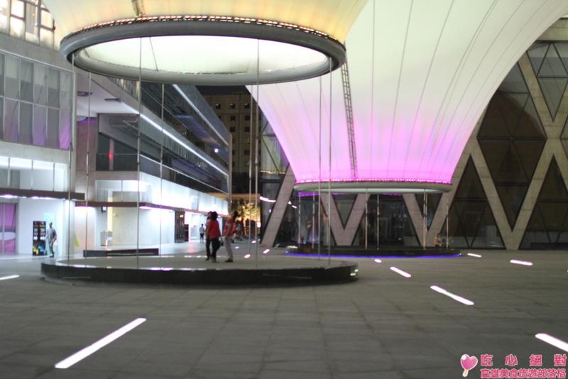 大東文化藝術中心夜遊