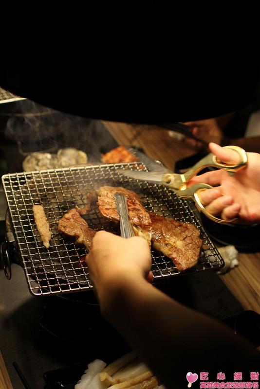 樂神炭火燒肉
