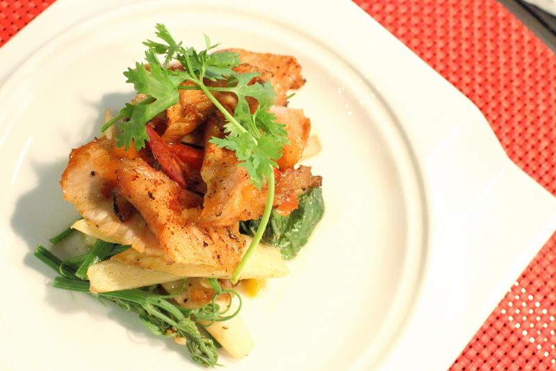 高雄-沐創作料理-午餐篇