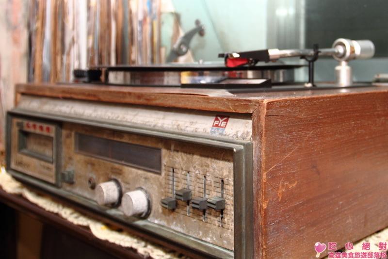 古董唱片機
