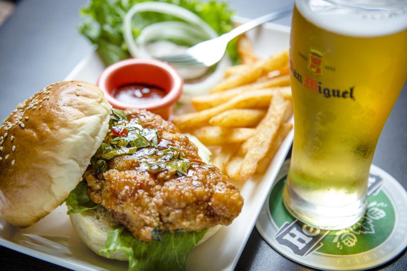 啤酒肚酒館餐廳-美食篇