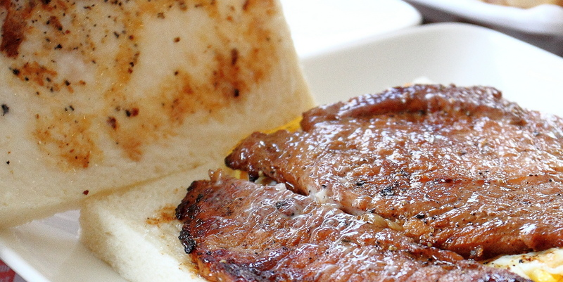 燒肉咬蛋中西式早餐