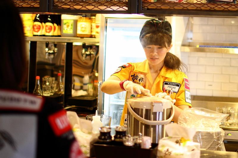 高雄五福路乾杯燒店-午餐篇
