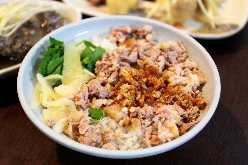 老牌鴨肉飯-活力高雄美食突擊吃吃吃