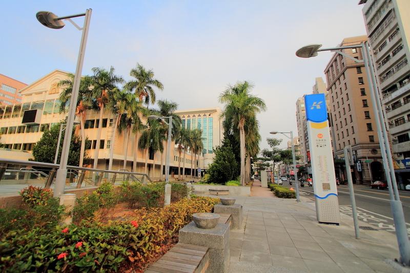 高雄市議會捷運站