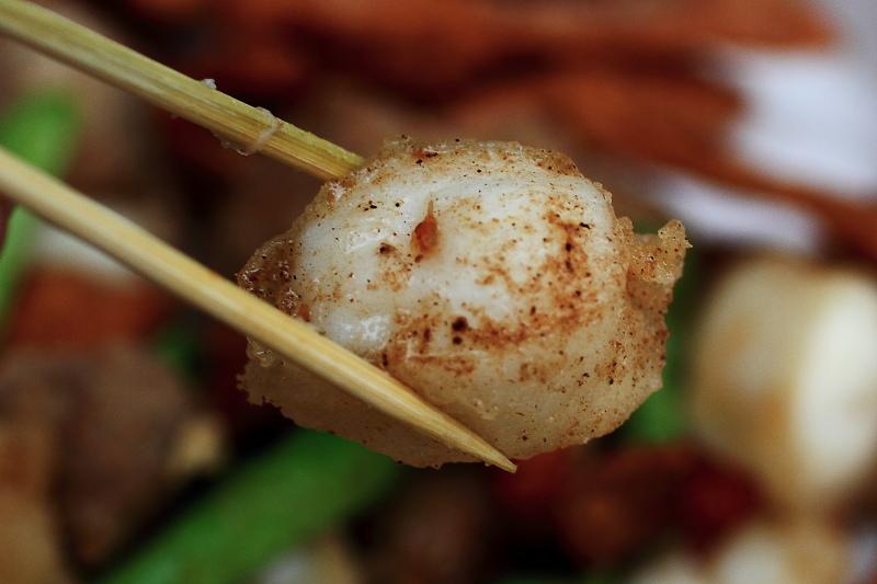 鳳山 - 原現豆乳雞-魷魚頭30元