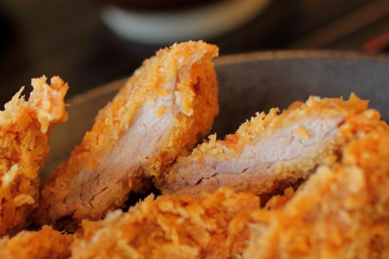 樹太老裕誠店-炸腰內肉豬排定食
