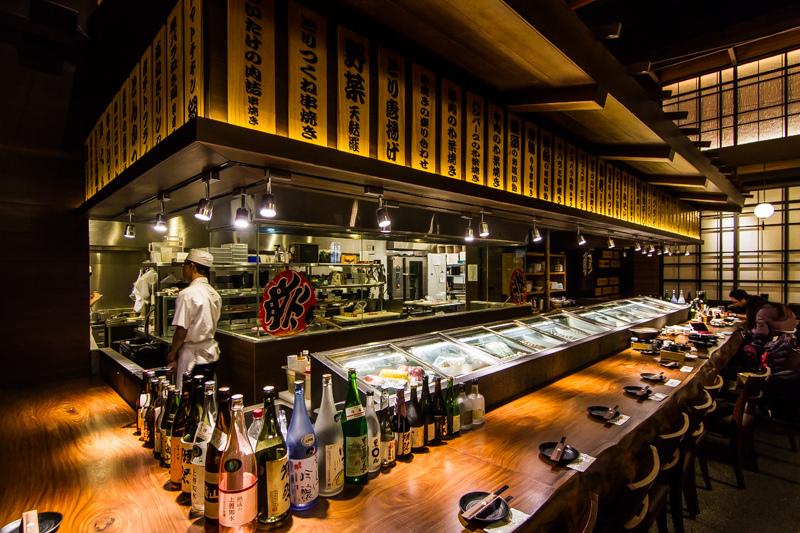 台中日本料理/居酒屋/燒烤-大江戶町