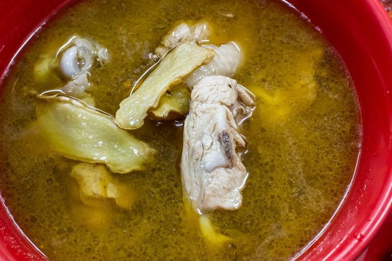 阿誠麻油雞