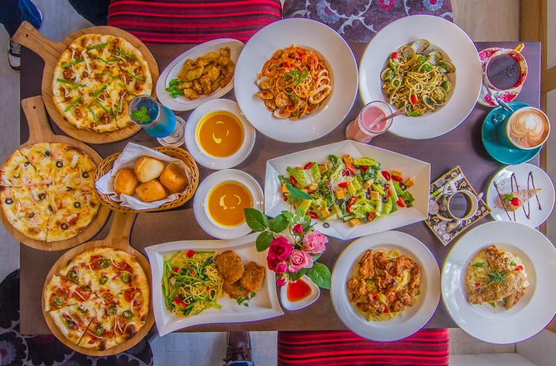 新灣舒食-前鎮區美食義大利麵餐廳