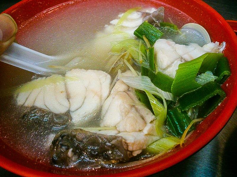 高雄宵夜-京典魚湯-熱河店