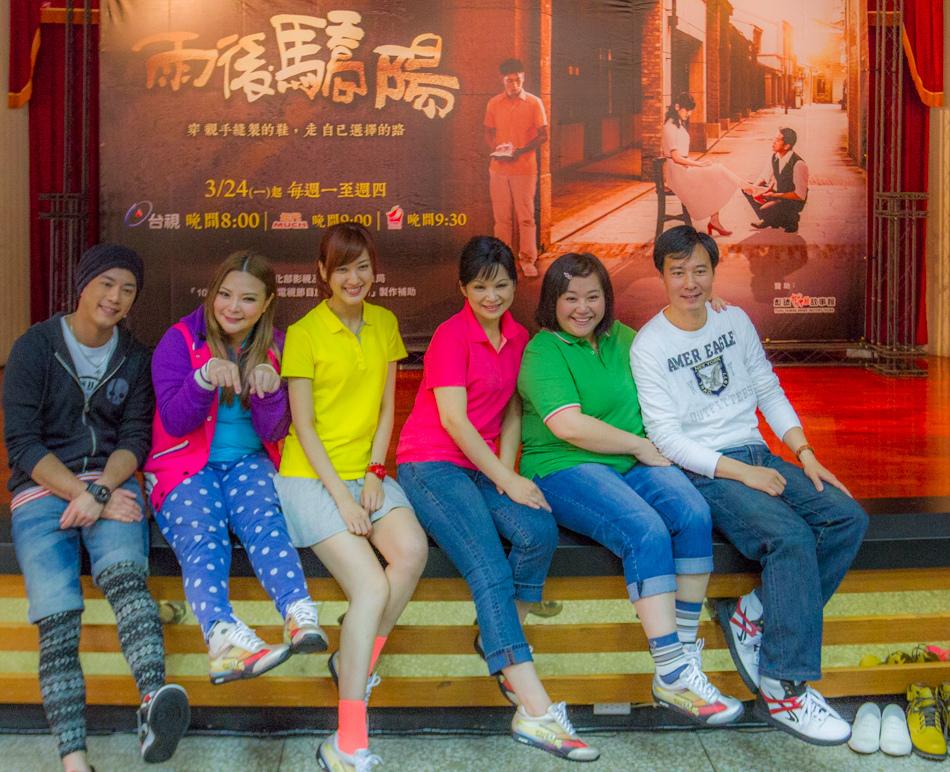 高雄旅遊-觀光工廠-彪琥台灣鞋故事館-雨後驕陽