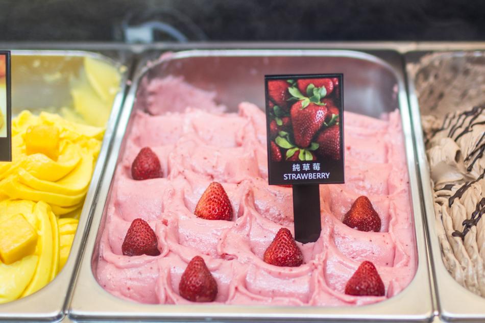 墾丁大街-貝力岡法式冰淇淋