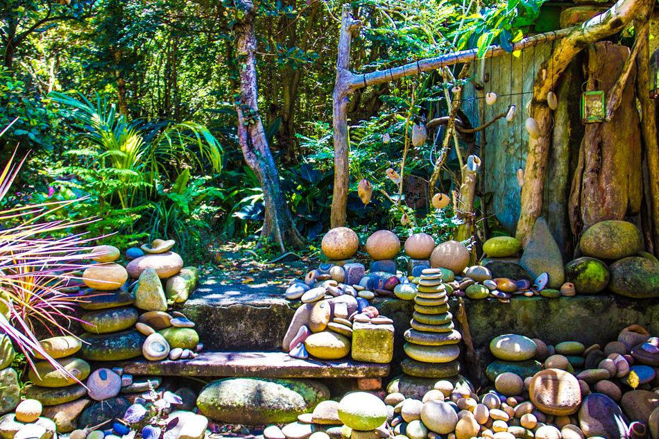 墾丁鵝鑾鼻石頭花園(Rock Garden)手工披薩