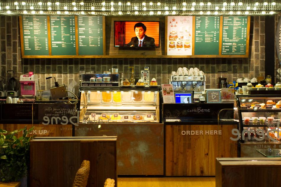 caffe bene新光三越店