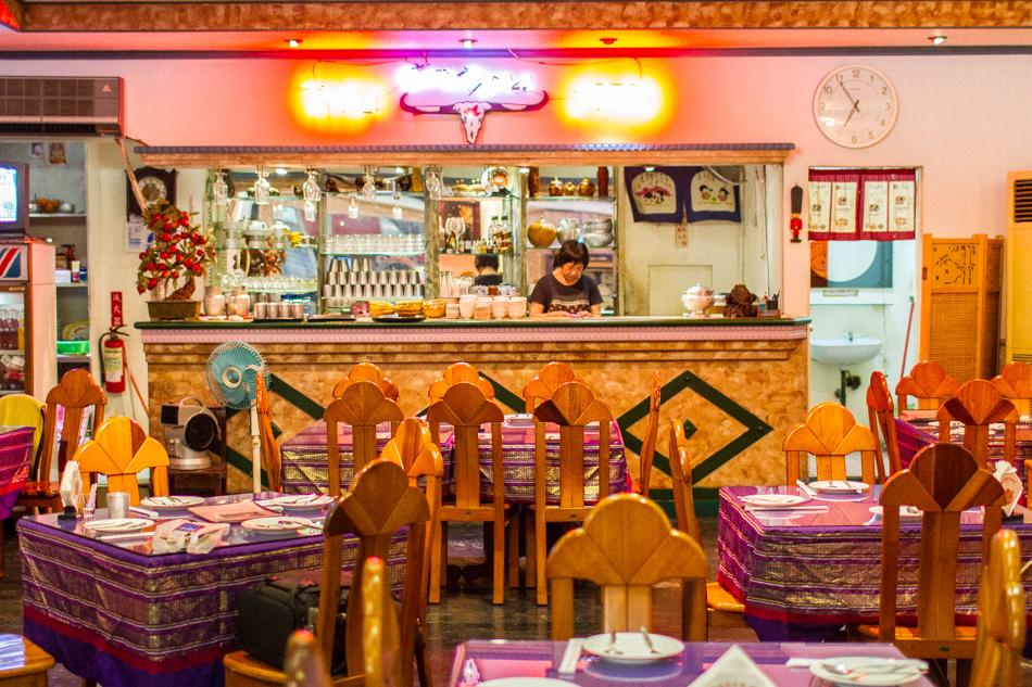 P卡拉包泰式餐廳