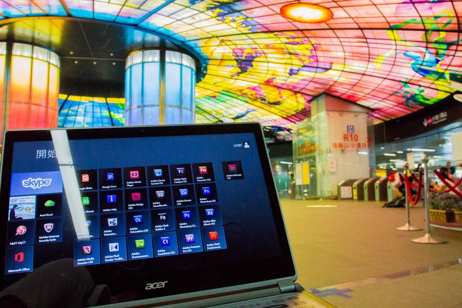 Acer V7-482PG開箱文