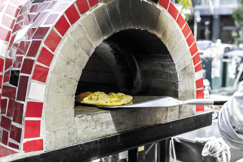 蜜熊窯烤Pizza外帶篇