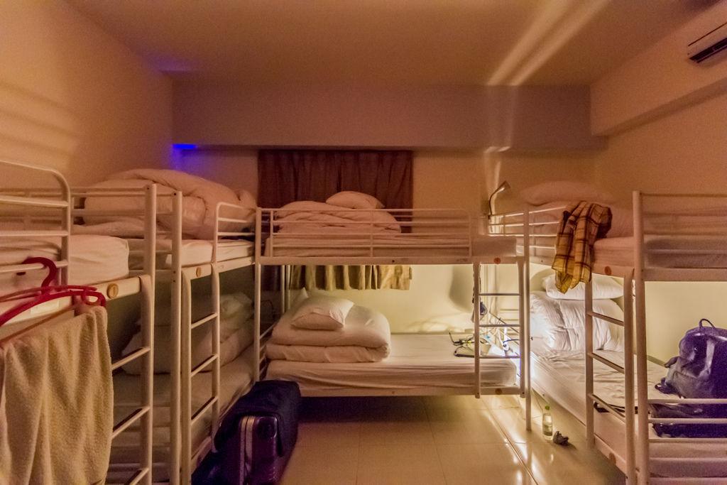 台中益民商圈青年旅館 carol house
