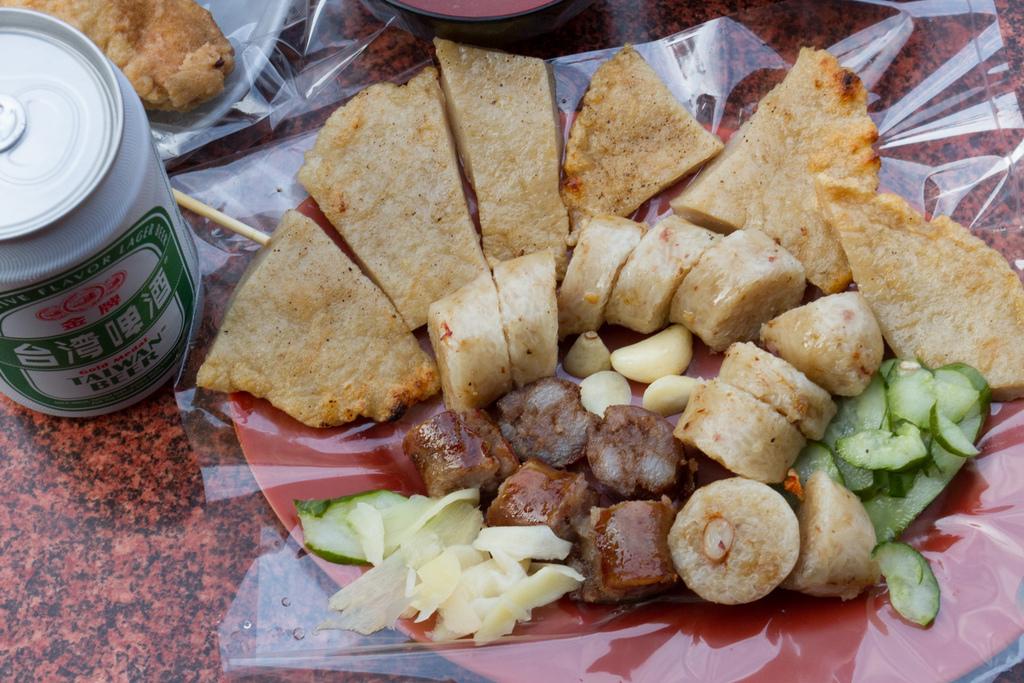 食尚玩家-黑仕大腸香腸烤黑輪