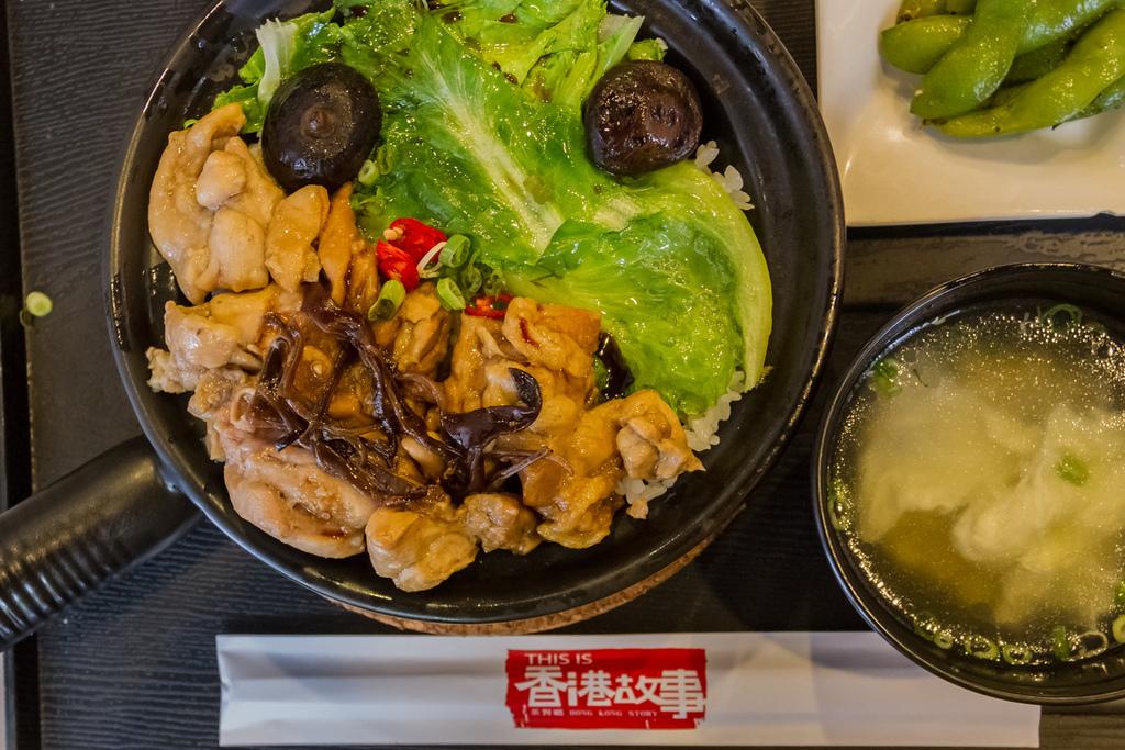 台中一中街美食 - 香港故事