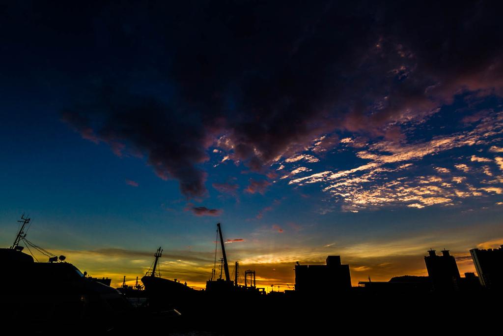 高雄景點 - 新光碼頭2014年8月