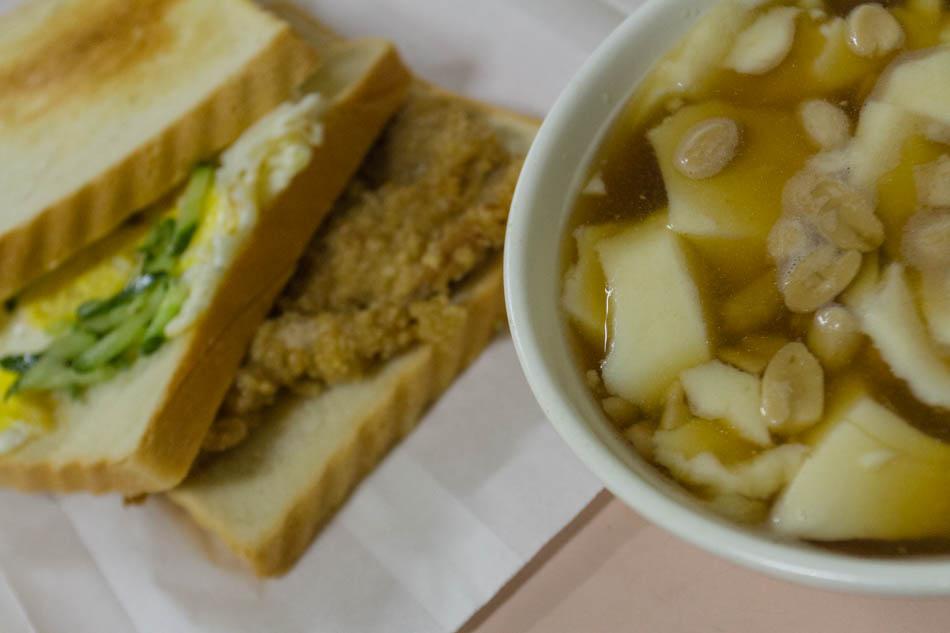 台中中區美食-謝氏豆花