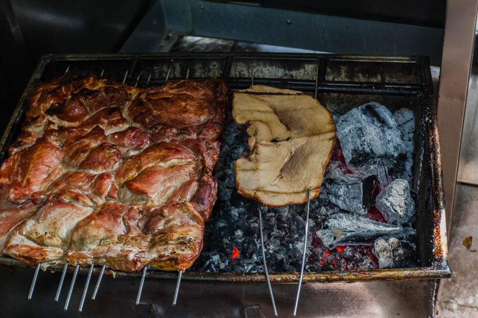 台中美食(中區) - 燒肉沙拉