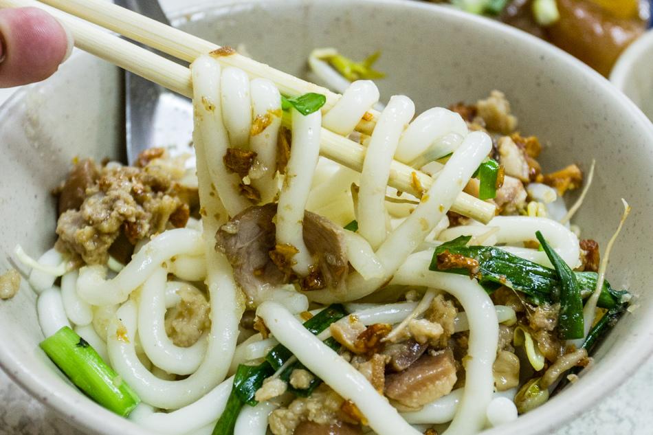 鳳山美食-鹹米苔目
