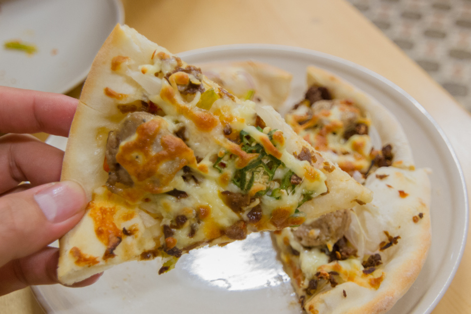 熟成-台灣漬物披薩專門店