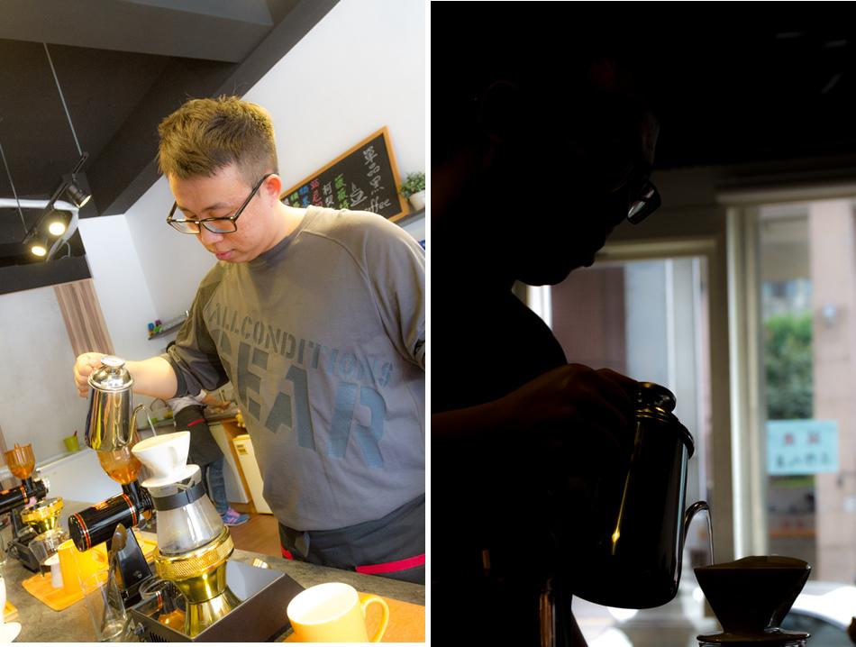 台中美食 - 熊喝咖啡