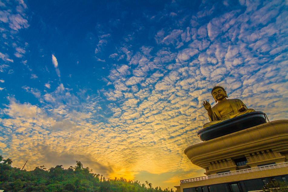 2014冬遊佛陀紀念館