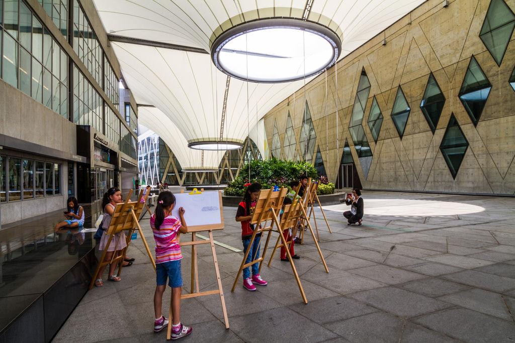 2014年8月大東文化藝術中心