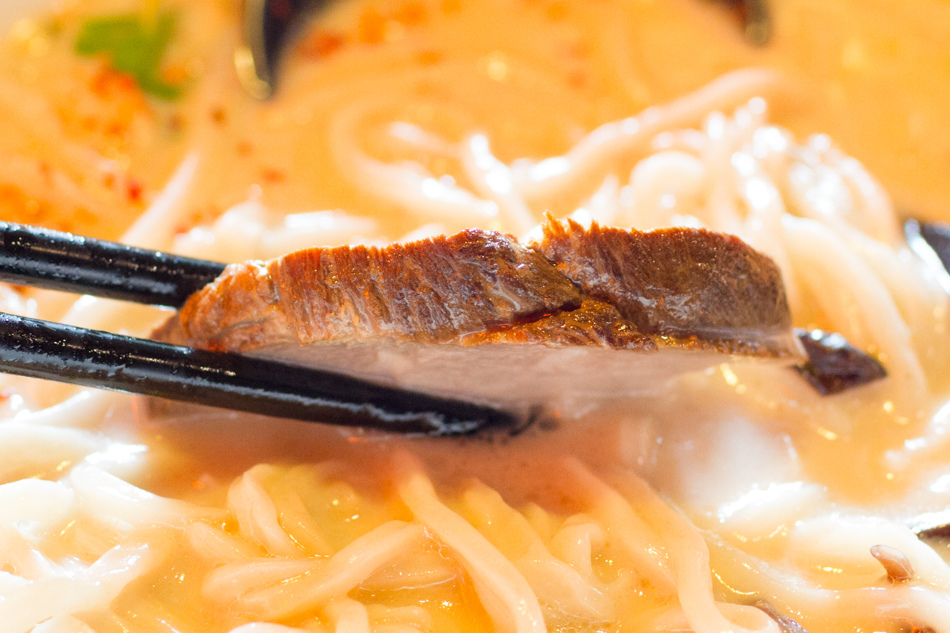 高雄美食 - 富士達人日本拉麵