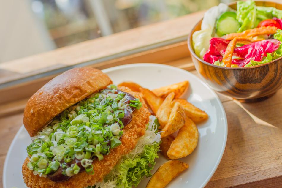 台中美食-台中早午餐-田樂