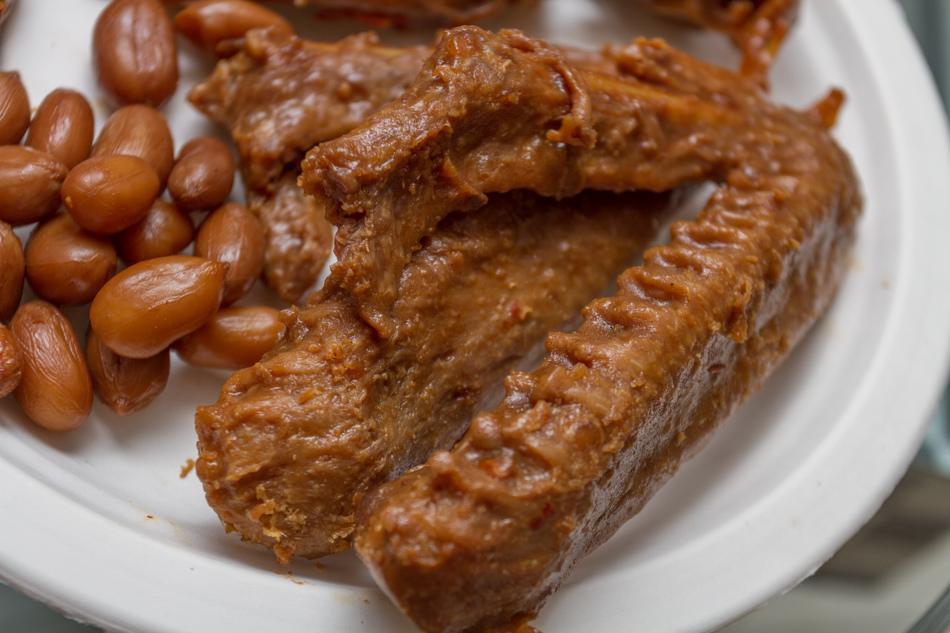 台中美食-台中伴手禮-黑竹圍雞爪凍