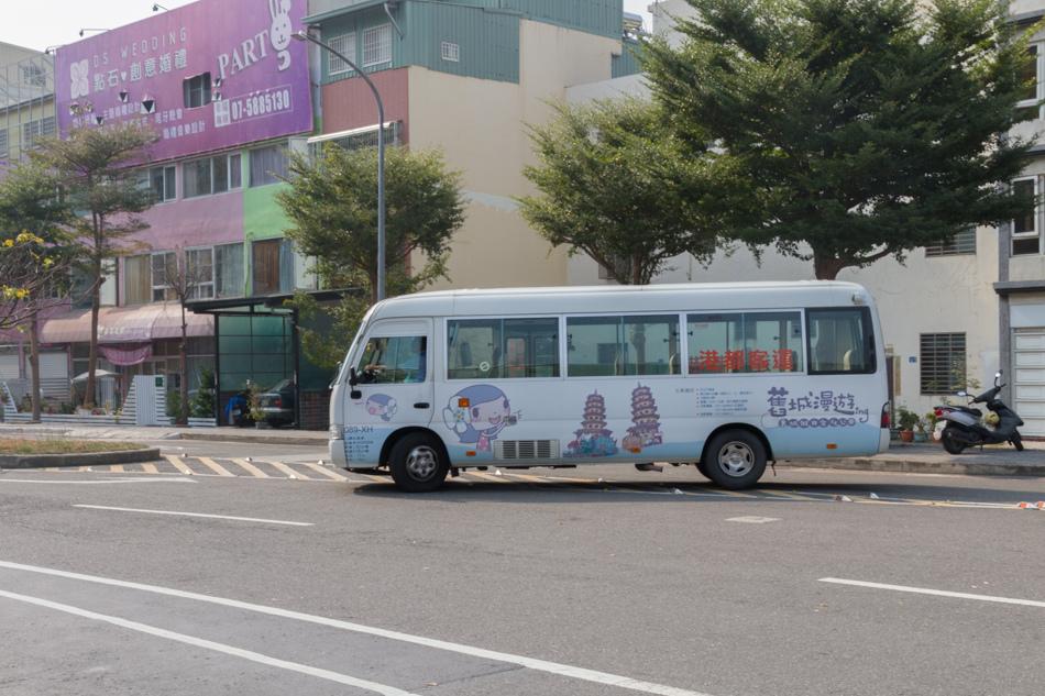 高雄旅遊 - 舊城文化公車