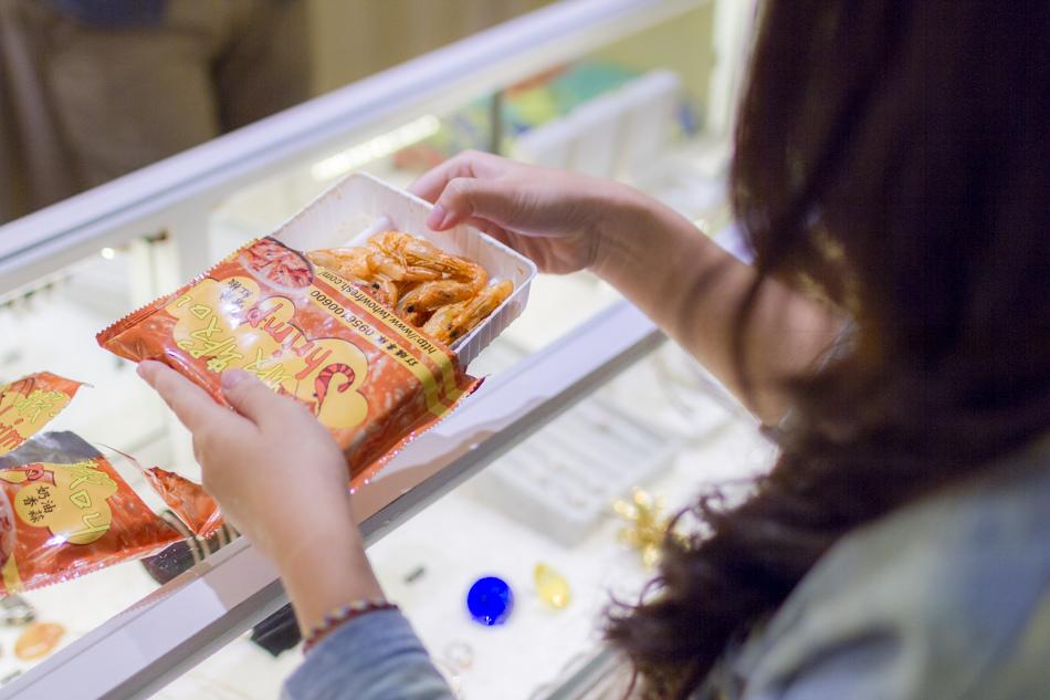 網購美食 - 蝦蝦叫